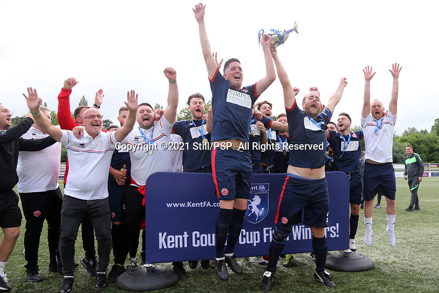 Kent FA Sunday Premier Cup Final