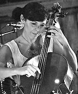 Helen Gillet at Bacchanal
