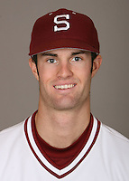 STANFORD, CA - JANUARY 7:  Scott Snodgress of the Stanford Cardinal baseball team poses for a headshot on January 7, 2009 in Stanford, California.