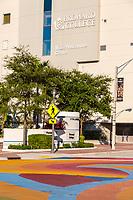 Ft. Lauderdale, Florida.  Broward College, Las Olas Boulevard.