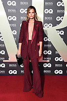Charlotte De Carle<br /> arriving for the GQ Men of the Year Awards 2019 in association with Hugo Boss at the Tate Modern, London<br /> <br /> ©Ash Knotek  D3518 03/09/2019