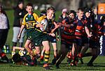 Beachlands Jnr Rugby v Pukekohe, Te Puru Reserve, Auckland, Saturday 27 July 2019. Photo: Simon Watts/www.bwmedia.co.nz