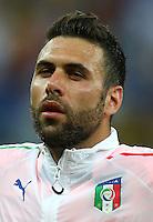 Italy goalkeeper Salvatore Sirigu