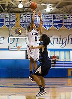 O'Connell Girls  Varsity Basketball 2012-13 vs St. Mary's Ryken