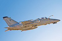 The Italian Air Force (Aeronautica Militare) take part in Green Flag excercises at Nellis Air Force Base in Las Vegas, NV.