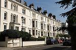 Pitt Street. The Royal Borough of Kensington and Chelsea London W8. England. 2006.