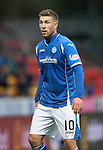 St Johnstone v Aberdeen…22.04.16  McDiarmid Park, Perth<br />David Wotherspoon<br />Picture by Graeme Hart.<br />Copyright Perthshire Picture Agency<br />Tel: 01738 623350  Mobile: 07990 594431