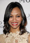 Zoe Saldana at the Third Annual ESSENCE Black Women In Hollywood Luncheon held at The Beverly Hills Hotel in Beverly Hills, California on March 04,2010                                                                   Copyright 2010 DVS / RockinExposures