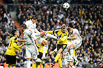 20161207. Real Madrid v Borussia Dortmund. UEFA Champions League.