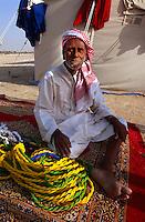 Vereinigte arabische Emirate (VAE, UAE), Kamelhüter bei Dubai