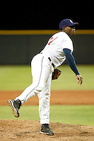 Carlos Moncrief ---  AZL Indians - 2009 Arizona League.Photo by:  Bill Mitchell/Four Seam Images
