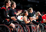 Puisand Lai, Tokyo 2020 - Wheelchair Basketball // Basketball en fauteuil roulant. <br /> Canada takes on Great Britain in the preliminary round // Le Canada affronte la Grande-Bretagne au tour préliminaire. 25/08/2021.