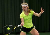 March 15, 2015, Netherlands, Rotterdam, TC Victoria, NOJK, Janine Hemmes (NED)<br /> Photo: Tennisimages/Henk Koster