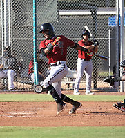 Dairon Cuevas - 2020 AIL Diamondbacks (Bill Mitchell)