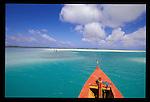 Boating ahead to Christmas Island