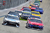 Monster Energy NASCAR Cup Series<br /> AAA 400 Drive for Autism<br /> Dover International Speedway, Dover, DE USA<br /> Sunday 4 June 2017<br /> Gray Gaulding, BK Racing, Addiction Campuses Toyota Camry, Austin Dillon, Richard Childress Racing, AAA Chevrolet SS<br /> World Copyright: John K Harrelson<br /> LAT Images<br /> ref: Digital Image 17DOV1jh_06705