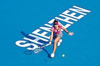 Li Na @ WTA Shenzhen Open 2014
