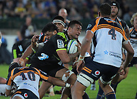 190301 Super Rugby - Hurricanes v Brumbies