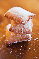 Europe/France/Rhône-Alpes/73/Savoie/Vallée de Belleville/Saint-Martin-de-Belleville: Les rissoles de Patrick Laissus, restaurant: L'Etoile des Neiges