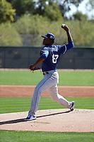 Angel German - Los Angeles Dodgers 2016 spring training (Bill Mitchell)