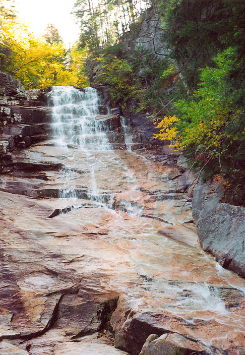 New Hampshires second highest waterfall is a spectacular sight in any season... Ripply Falls never disappoints !