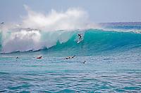 Big south swell at Makena, Maui, Hawaii.