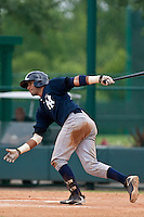 Jhorge Liccien of the Gulf Coast League Yankees at the ESPN Wide World of Sports Complex in Orlando, Florida July 23 2010. Photo By Scott Jontes/Four Seam Images