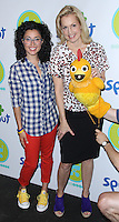 NEW YORK CITY, NY, USA - JUNE 04: Carly Ciarrocchi, Ali Wentworth, Chica at the 2014 Baby Buggy Bedtime Bash Hosted By Jessica And Jerry Seinfeld - Sponsored By Sprout on June 4, 2014 in New York City, New York, United States. (Photo by Jeffery Duran/Celebrity Monitor)