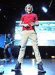Niall Horan of One Direction performs live during their US Summer Tour 2012 at The Honda Center in Anaheim, California on June 17,2012                                                                               © 2012 Debbie VanStory / RockinExposures