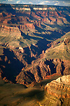 Grand Canyon vista at sunset<br />