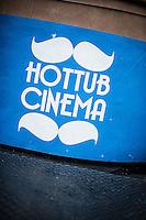 Crowdtilt Presents Hot Tub Cinema NYC