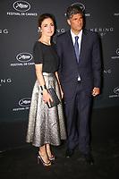 Julie Gayet en photocall avant la soiréee Kering Women In Motion Awards lors du soixante-dixième (70ème) Festival du Film à Cannes, Place de la Castre, Cannes, Sud de la France, dimanche 21 mai 2017. Philippe FARJON / VISUAL Press Agency