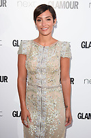 Frankie Bridge<br /> at the Glamour Women of the Year Awards 2017, Berkeley Square, London. <br /> <br /> <br /> ©Ash Knotek  D3274  06/06/2017