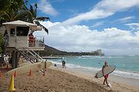 Hawaii, oahu,  waikiki,
