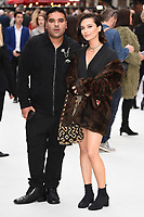 """Naughty Boy<br /> at the World Premiere of  """"King of Thieves"""", Vue Cinema Leicester Square, London<br /> <br /> ©Ash Knotek  D3429  12/09/2018"""