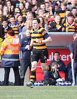 2015 ULSTER SCHOOLS CUP FINAL | Tuesday 17th March 2015<br /> <br /> Michael Lowry during the 2015 Ulster Schools Cup Final between RBAI and Wallace High School at the Kingspan Stadium, Ravenhill Park, Belfast, Count Down, Northern Ireland.<br /> <br /> Picture credit: John Dickson / DICKSONDIGITAL