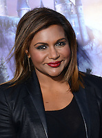 Mindy Kaling @ the VIP opening for The Wizarding World of Harry Potter held @ the Universal Studiio Hollywood.<br /> April 5, 2016