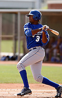 Geulin Beltre  -  Kansas City Royals - 2009 extended spring training.Photo by:  Bill Mitchell/Four Seam Images
