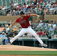 Riley Smith - Arizona Diamondbacks 2020 spring training (Bill Mitchell)