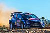 FORD Fiesta WRC #44, Gus GREENSMITH (GBR)-Elliott EDMONSON (GBR), PORTUGAL RALLY 2019