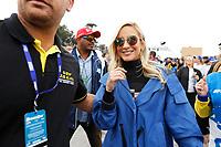 CURITIBA,PR, -02.07.2017 - STOCK CAR-PR - A cantora Claudia Leite durante a corrida do milhão da Stock Car em Curitiba (PR), na manhã deste domingo (02), no autódromo internacional de Pinhais, região metropolitana de Curitiba (PR).(Foto: Paulo Lisboa/Brazil Photo Press)