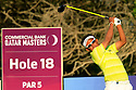 Thongchai Jaidee (THA) in action during the final round of the Commercial Bank Qatar Masters played at Doha Golf Club, Doha, Qatar. 21-24 January 2015 (Picture Credit / Phil Inglis)