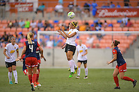 Houston, TX - Sunday Oct. 09, 2016: Lynn Williams during the National Women's Soccer League (NWSL) Championship match between the Washington Spirit and the Western New York Flash at BBVA Compass Stadium.