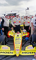 1998 Disney Indy 200, January 1998