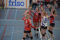 VOLLEYBAL: SNEEK: 21-04-2019, VC Sneek - Sliedrecht Sport, uitslag 0-3, ©foto Martin de Jong