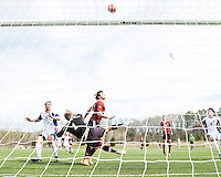 The Winthrop University Eagles played the UNC Wilmington Seahawks in The Manchester Cup on April 5, 2014.  The Seahawks won 1-0.  Fabian Broich (1), Spencer Tayloe (2), Jordi Lluch (3)