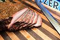 NOLA BBQeaux serves BBQ at the  Westbank Nawlins Flea Market.