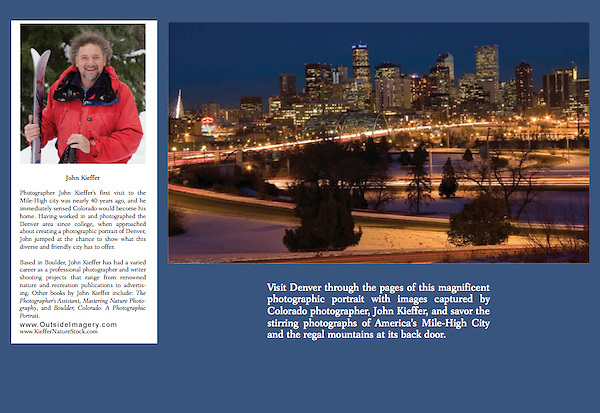 "From John's 5th book: ""Denver, Colorado: A Photographic Portrait.""  John offers private photo tours of Denver and all of Colorado. Denver tours."