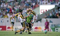 Tampa Bay Mutiny v Columbus Crew 1996 MLS Playoffs