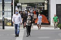 16.04.2020 - Coronavírus av Paulista em SP